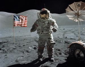 1969 lunar landing